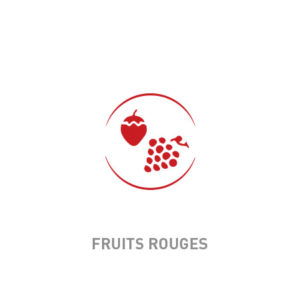 gout fruits rouges