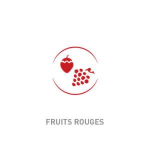 gout fruits rouges