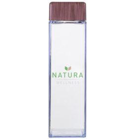 Natura bottle - Bouchon bamboo