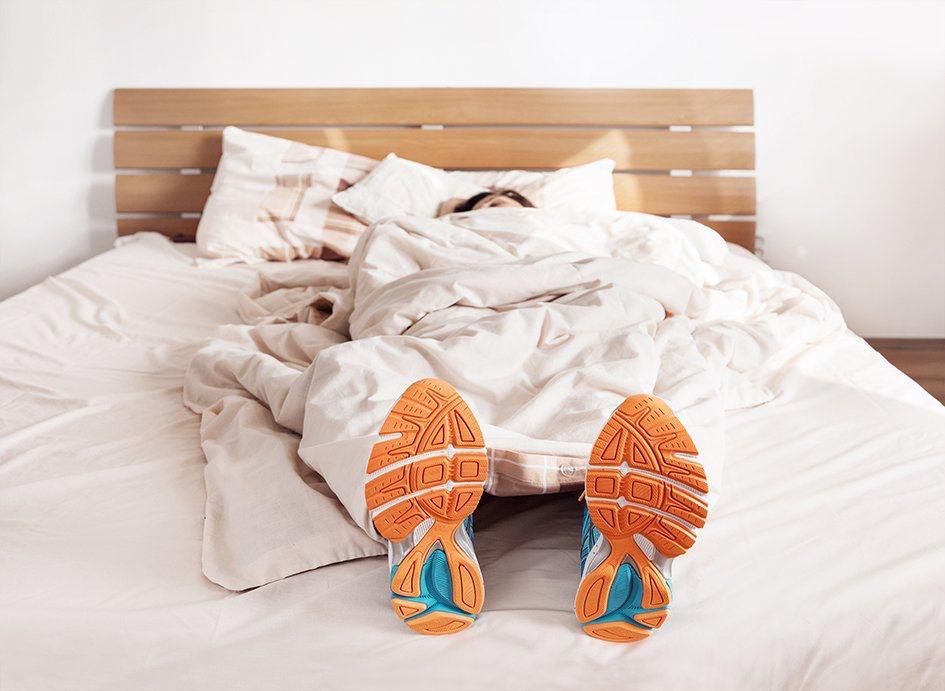 la fatigue du sport