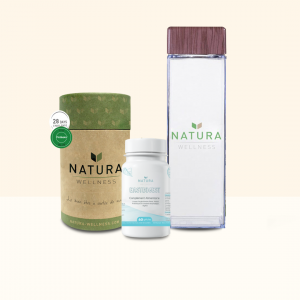 Pack feel good Natura Bouteille